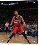 Washington Wizards V Milwaukee Bucks Acrylic Print