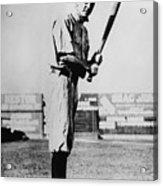National Baseball Hall Of Fame Library 53 Acrylic Print