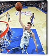 Brooklyn Nets V Philadelphia 76ers - Acrylic Print