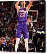 Brooklyn Nets V Phoenix Suns Acrylic Print
