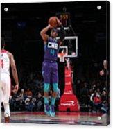Charlotte Hornets V Washington Wizards Acrylic Print