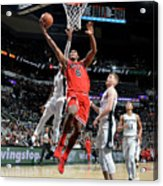 Chicago Bulls V San Antonio Spurs Acrylic Print