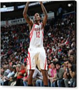 Houston Rockets V New Orleans Pelicans Acrylic Print