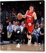 Miami Heat V Denver Nuggets Acrylic Print