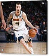 Milwaukee Bucks V Denver Nuggets Acrylic Print