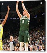 Milwaukee Bucks V Golden State Warriors Acrylic Print