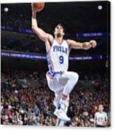 Philadelphia 76ers V Boston Celtics Acrylic Print
