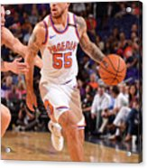 Portland Trail Blazers V Phoenix Suns Acrylic Print