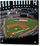 Toronto Blue Jays V New York Yankees Acrylic Print