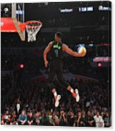 Verizon Slam Dunk Contest 2018 Acrylic Print