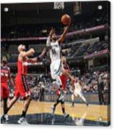 Washington Wizards V Memphis Grizzlies Acrylic Print