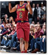 Indiana Pacers V Cleveland Cavaliers Acrylic Print