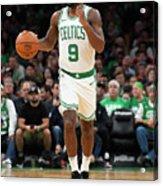 Charlotte Hornets V Boston Celtics Acrylic Print