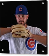 Chicago Cubs Photo Day 7 Acrylic Print