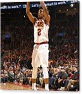 Cleveland Cavaliers V Toronto Raptors Acrylic Print