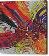 My Colorful World Series Acrylic Print