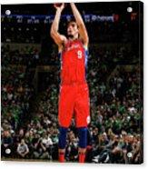 Philadelphia 76ers V Boston Celtics - Acrylic Print