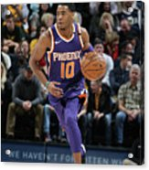 Phoenix Suns V Utah Jazz Acrylic Print