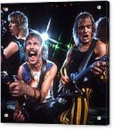 Photo Of Scorpions Acrylic Print