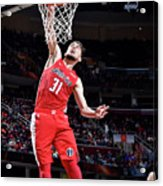 Washington Wizards V Cleveland Cavaliers Acrylic Print