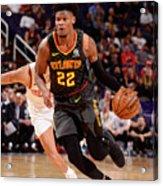 Atlanta Hawks V Phoenix Suns Acrylic Print
