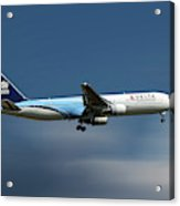 Delta Air Lines Boeing 767-332 Acrylic Print