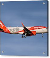 Easyjet Neo Livery Airbus A320-251n Acrylic Print