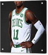 Kyrie Irving Boston Celtics Portraits Acrylic Print
