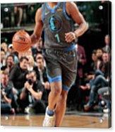 Oklahoma City Thunder V Dallas Mavericks Acrylic Print