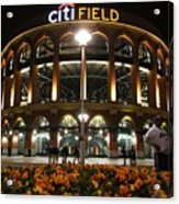 San Diego Padres V New York Mets Acrylic Print