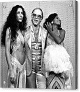 Mark Sullivan 70s Rock Archive Acrylic Print