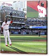 87th Mlb All-star Game Acrylic Print