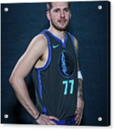 2019 Nba All-star Portraits Acrylic Print
