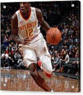 Atlanta Hawks V Brooklyn Nets Acrylic Print