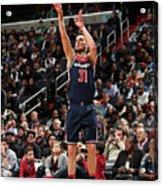 Boston Celtics V Washington Wizards Acrylic Print
