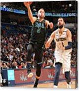 Dallas Mavericks V New Orleans Pelicans Acrylic Print