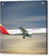 Iberia Airbus A321-212 Acrylic Print