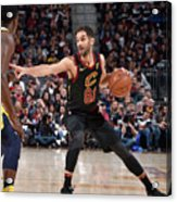 Indiana Pacers V Cleveland Cavaliers - Acrylic Print