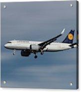 Lufthansa Airbus A320-271n Acrylic Print