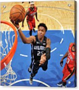New Orleans Pelicans V Orlando Magic Acrylic Print