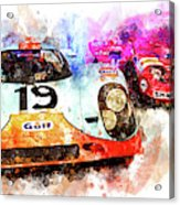 917 At Le Mans Acrylic Print