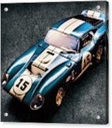 A Daytona Classic Acrylic Print