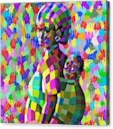 A Mother's Love Acrylic Print