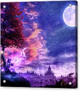 A Place For Fairy Tales Acrylic Print