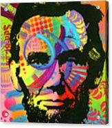 Abraham Lincoln Yeah Bro Acrylic Print