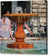 Acqua For Marcus Acrylic Print