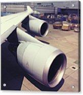 Aircraft Engines Acrylic Print