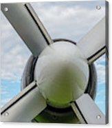 Aircraft Propellers. Acrylic Print