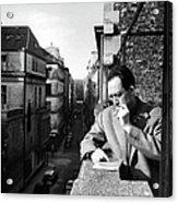 Albert Camus Acrylic Print