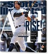All Rise The Yankees Youth Movement Is In Session. The Sports Illustrated Cover Acrylic Print